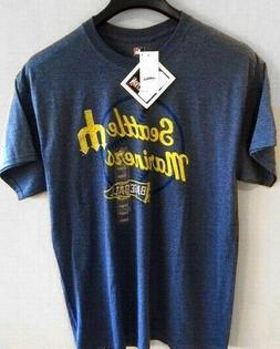 Seattle Mariners Cooperstown Collection Short Sleeve T Shirt