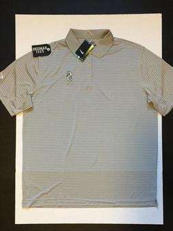Nike Seattle Mariners Tour Performance Grey Polo Shirt Mens