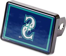 Seattle Mariners Universal Hitch Cover Color Bumper Trailer