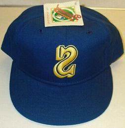 Seattle Mariners VIntage 90s New Era  Fitted hat sz. 7 3/4 -