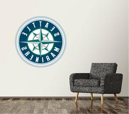 Seattle Mariners Wall Decal Logo Baseball MLB Custom Decor S