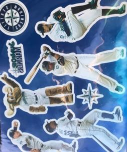 Seattle Mariners Wall Decals SGA 6/25/2017