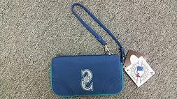Seattle Mariners Wristlet Purse Style Charm 14 Handbag Gift