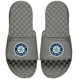 Seattle Mariners ISlide Youth Primary Logo Slide Sandals - G