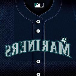 Amscan Sports & Tailgating MLB Party Seattle Mariners Lunche