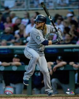 Taylor Motter Seattle Mariners Unsigned Licensed MLB Basebal