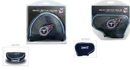 Tennesse Titans NFL Blade or Mallet Putter Golf Head Cover E