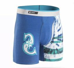 Stance The Basilone Men's Seattle Mariners MLB Boxer Briefs