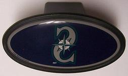 Trailer Hitch Cover MLB Baseball Seattle Mariners NEW