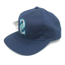 Vintage Seattle Mariners by Signatures One Size Snapback Hat