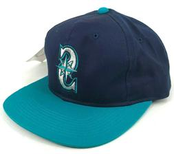 Vintage Seattle Mariners Youth Size Outdoor Cap Co Snapback