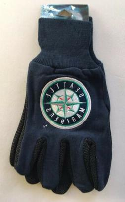 WinCraft MLB Seattle Mariners Sport Utility Gloves Blue & Bl