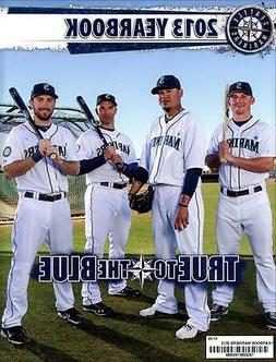 Yearbook 2013 - MLB - Baseball - SEATTLE MARINERS